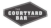 The Courtyard Bar logo