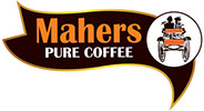 Mahers Pure Coffee logo