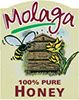 Molaga Honey logo