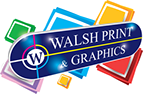Walsh Print & Graphics logo